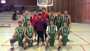 Equipo baloncesto masculino