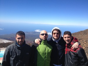 Intercambio Canarias