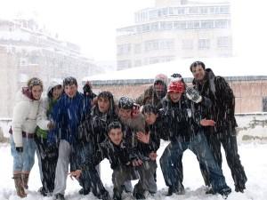 Terraza nieve1